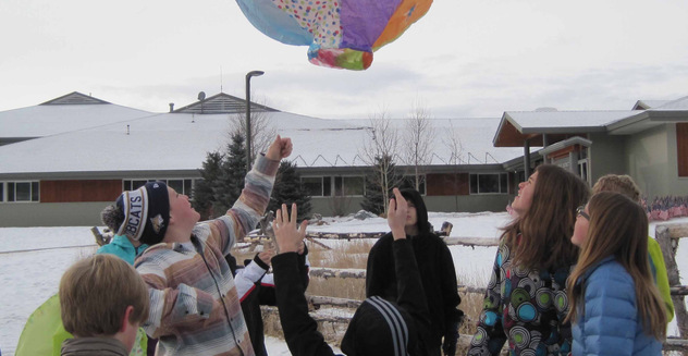 6th Grade Weather Balloons